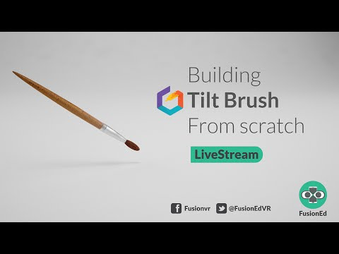 Unity VR Tutorial: How To Build Tilt Brush From Scratch