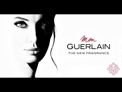 Mon Guerlain Découvrir Le Nouveau Parfum Angelina Jolie Youtube