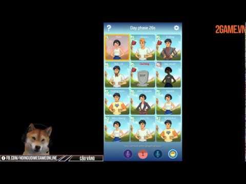 Trải nghiệm Werewolf Voice – Ma Sói Online phiên bản Game giải đố có Voice Chat siêu mới lạ