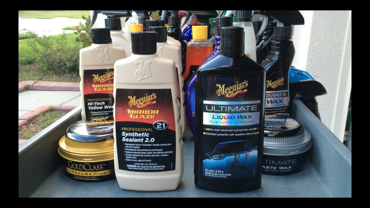 meguiar 39 s ultimate liquid wax m21 synthetic sealant 2 0. Black Bedroom Furniture Sets. Home Design Ideas