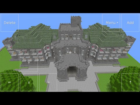 My Exploration Lite Creations 21 (video)  X-MANSION / XAVIER'S SCHOOL FOR GIFTED YOUNGSTERS