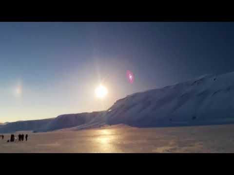 Total Solar Eclipse Svalbard 2015