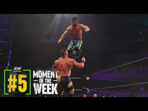 Brian Cage and Matt Sydal Go to War! | AEW Dynamite, 11/11/20