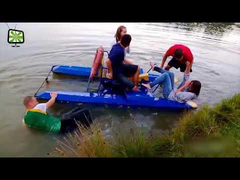 #4 Men VS Boats