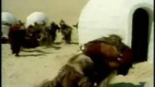 """Os Trapalhões Na Guerra Dos Planetas - Luta no """"Deserto"""""""