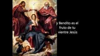 Juan Pablo II Santo Rosario Misterios Gloriosos