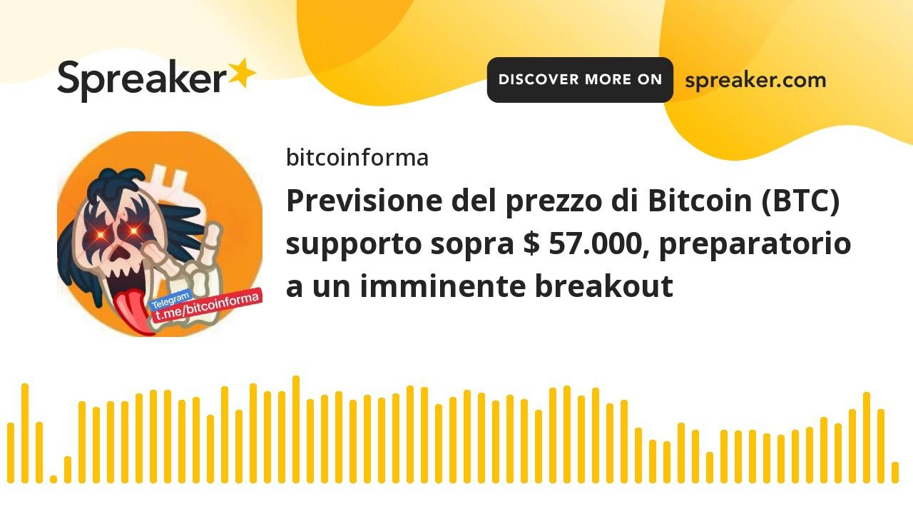 supporto bitcoin)