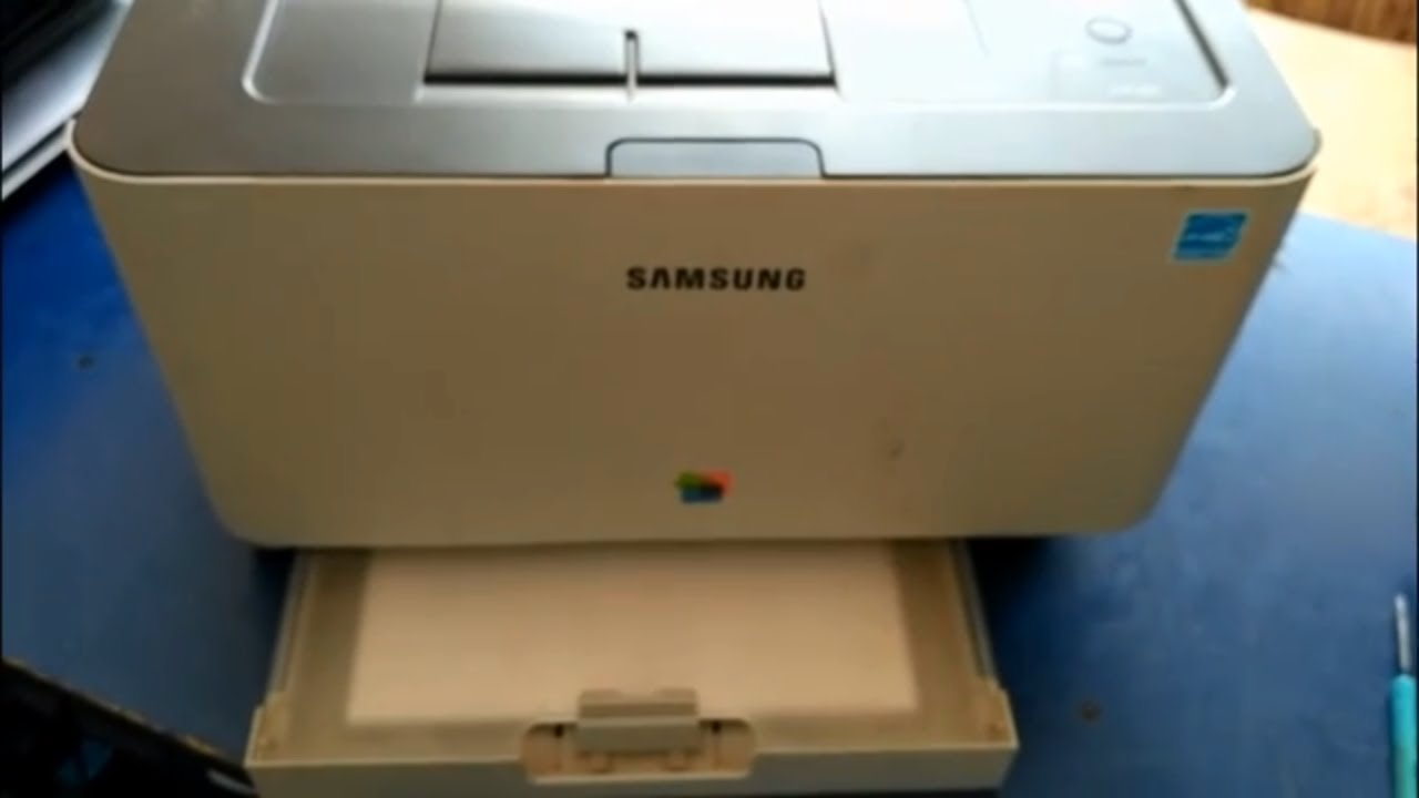 Samsung CLP-365W Printer Print 64 BIT Driver