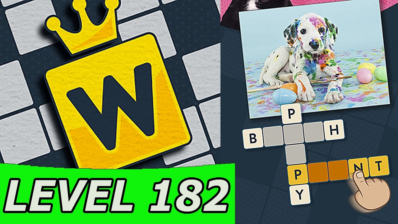 Wordalot Level 182 Answers Oozegames Com