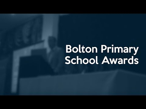 Bolton Primary School Sports Awards