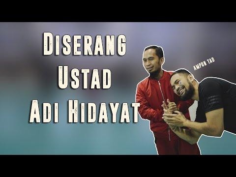 USTAD ADI HIDAYAT VS WISNU