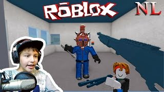 Roblox Prison Life v2 0, met mijn Nederlandse vrienden