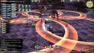 FFXIV Proto Ultima Battle