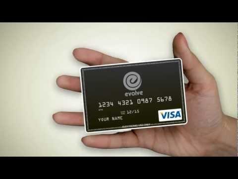 Cash 4 You | Evolve™ Visa® Prepaid Card