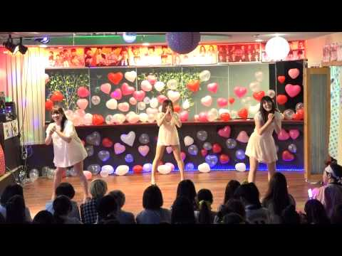 joy-k  (Perfume - Magic of Love ~ チョコレイト・ディスコ)  GIRL POWER 5th 20150208