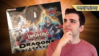 Best Yugioh Dragons of Legend 1st Edition Booster Box Opening! OH BABY!!! Thumbnail