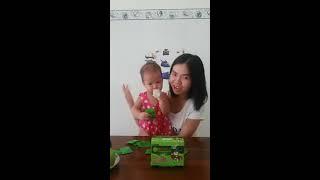 Kinh nghiệm mẹ Hồng Ngọc cho con ăn dặm dễ dàng