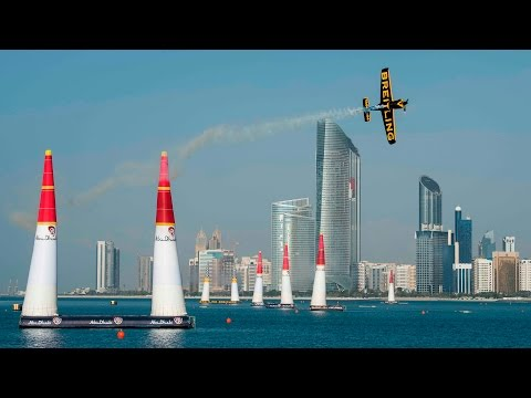 High Flying Action From Abu Dhabi | Red Bull Air Race 2016