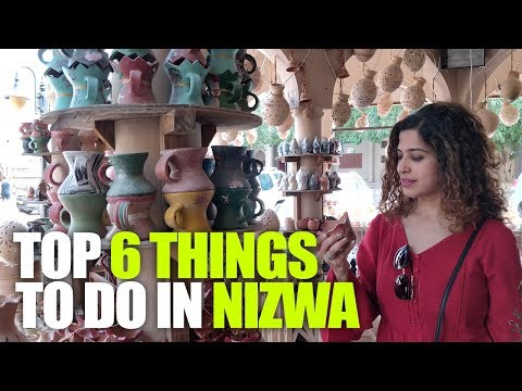 Oman Travel Tales Ep 4 - The Most Beautiful Places to Visit in Nizwa, Oman | Curly Tales