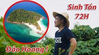 NTN - Trailer Thử Thách 72H Sinh Tồn Trên Đảo Hoang (72H Surviving On An Abandoned Island)