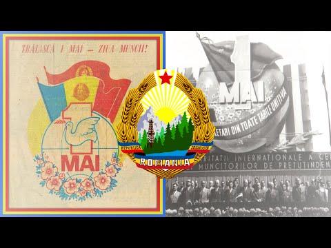 1 Mai Muncitoresc - Cîntec patriotic
