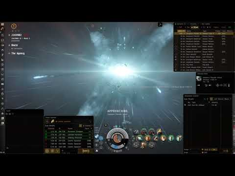Eve Online | Sleeper Relic and Data site drops seem worse since Jan release