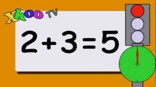 Simple Math for Children - Level 2 Easy - Addition