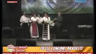 Violeta Constantin si Marcela Fota - Vanatorule LIVE - Zilele Com. Bradesti - Dolj 2013