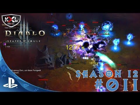 DIABLO 3 [PS4 Pro   UEE   SEASON 12 ] #011 - Nemesis - Fluch und Segen zu gleich!! ➥ Let's Play