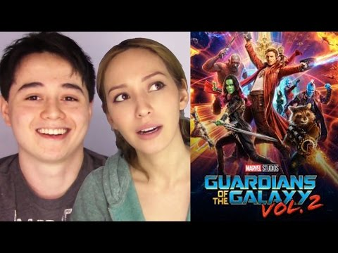 Guardians of the Galaxy Vol. 2 Review | Not as Good as the First