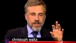 Christoph Waltz on Charlie Rose - February 2010
