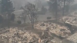 Hundreds still missing in California's Camp Fire