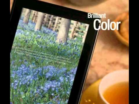 Kindle Fire Tablet Commercial