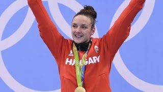 Katinka Hosszu: Medals down to love and marriage