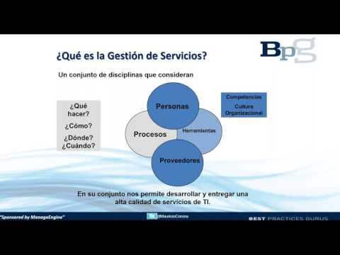 Adoptando un Sistema de gestión de servicios de TI basado en ISO/IEC 20000