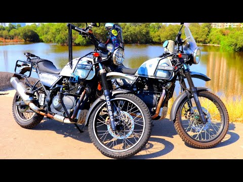 Royal Enfield Himalayan | Mileage Testing BS3 Vs BS4 | Unbelievable