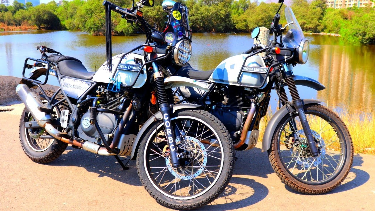 Royal Enfield Himalayan Mileage Testing Bs3 Vs Bs4 Unbelievable