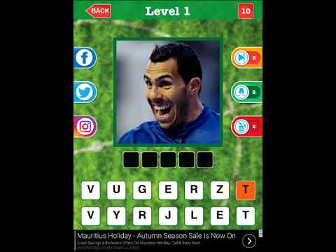 Soccer Trivia Quiz Guess The Football For Fifa 17 On Ipad Youtube