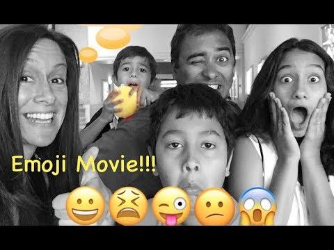Emoji movie review | We are the Shuklas | Summer 2017 | Family movie