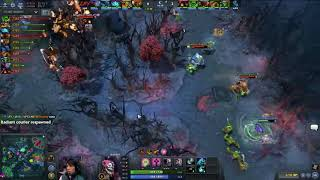 ▶️Newbee.Sccc kills 剑来!!  Sccc playing Pugna LGD.Forever Young vs Newbee at The International 2017 T
