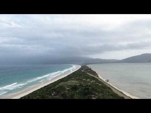Bruny Island Tasmania - Center North and South