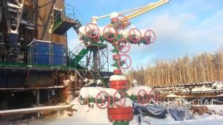 Ярактинское месторождение  Кустовая площадка №22(, 2016-12-21T10:41:00.000Z)