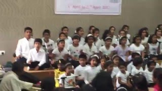 Hirvya Hirvya Rangachi - Music Camp Belgaum April 2015