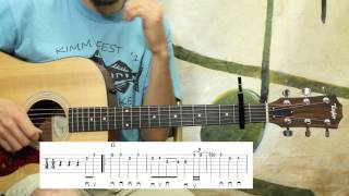 Clinch Mountain Backstep - Guitar Lesson