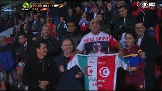 Libye vs Tunisie (0-1) - Eliminatoires CDM 2018