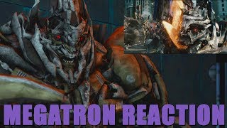 Megatron Reacts to his destruction in Transformers: Dark of the Moon [SFM]