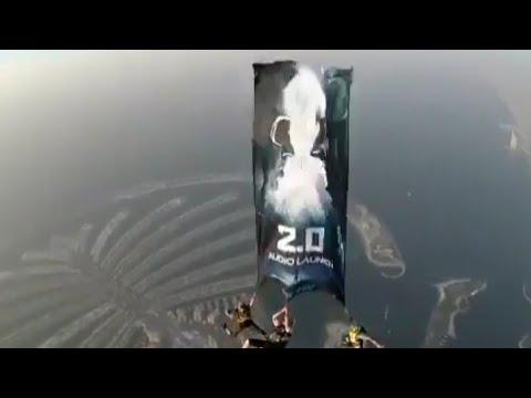 Robo 2.0 Promotion at Dubai | Rajinikanth | Amy Jackson | Akshay Kumar | Shankar | 3F TalkieZ