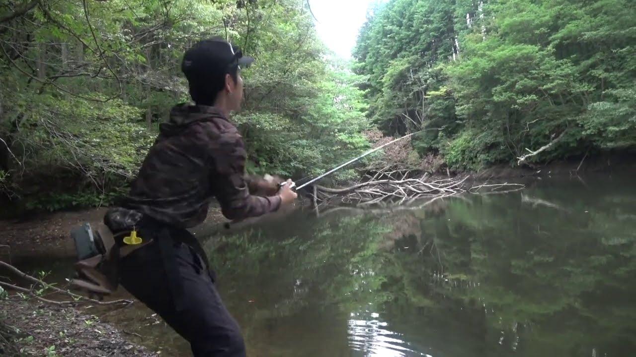 【秋バス釣り】ため池でロングワームの砂ケムリングを試したら集魚力がヤバすぎた
