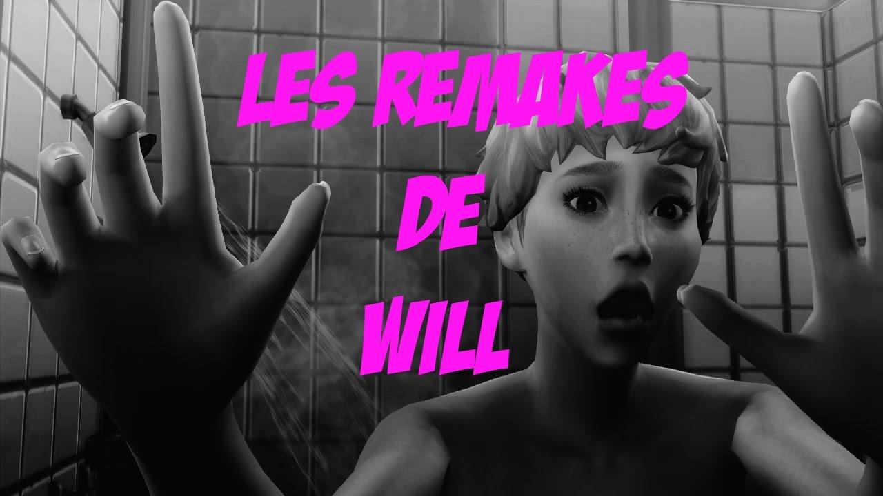 Sims 4 Machinima- Remakes Movies