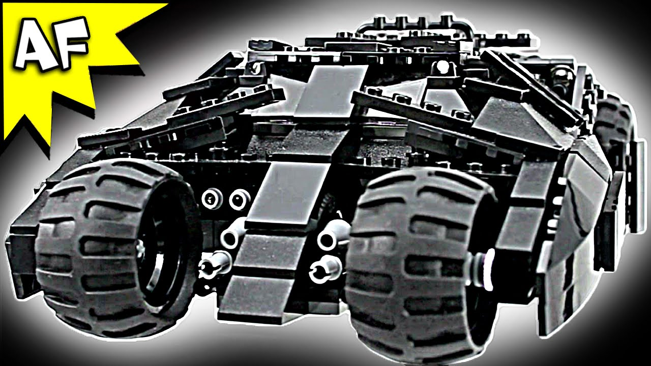 custom lego batman tumbler batpod dark knight edition. Black Bedroom Furniture Sets. Home Design Ideas